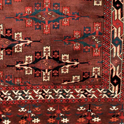 Antiker Yomud Turkmenen Galerie Teppich Teppichportal Ch