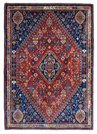 Feiner Kashkuli 121 x 82 cm