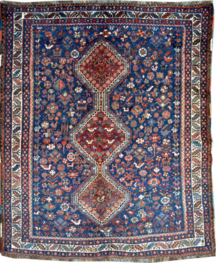 Alter Bonat Teppich