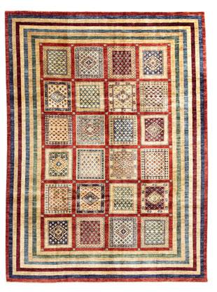 Patchwork Ziegler, Afghanistan 339 x 252 cm