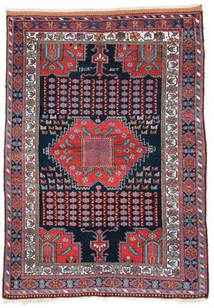 Afschar, Iran 170 x 119 cm