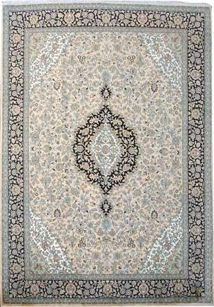 Seidenteppich  Neuer Seidenteppich aus Kaschmir Teppich : teppichportal.ch